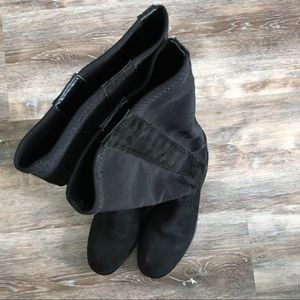 Nine West black knee height boots Size 5M
